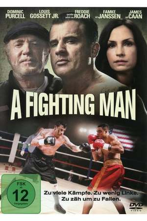 Poster: A Fighting Man