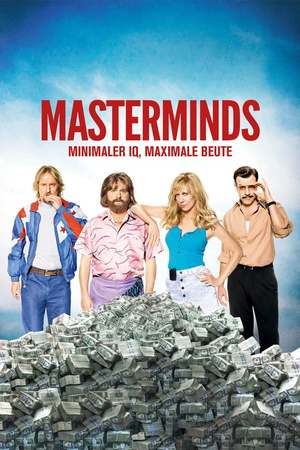 Poster: Masterminds