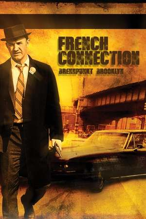 Poster: French Connection - Brennpunkt Brooklyn