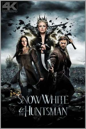 Poster: Snow White and the Huntsman