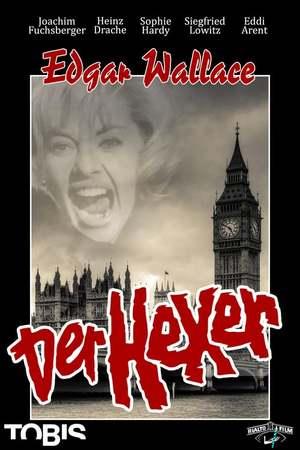 Poster: Edgar Wallace - Der Hexer