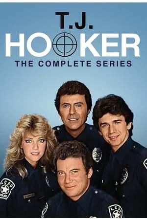 Poster: T. J. Hooker