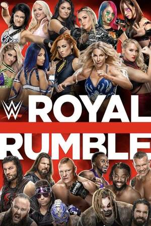 Poster: WWE Royal Rumble 2020