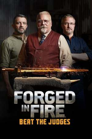 Poster: Forged in Fire: Beat the Judges