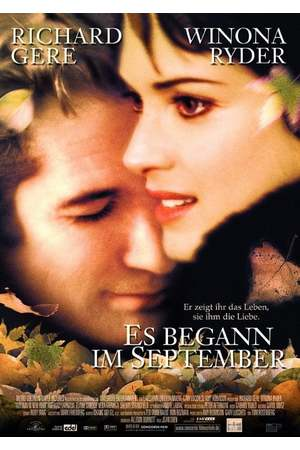 Poster: Es begann im September