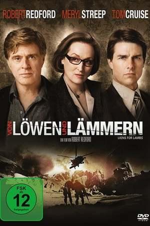 Poster: Von Löwen und Lämmern