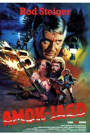Poster: Amok-Jagd