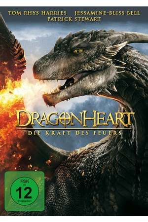 Poster: Dragonheart - Die Kraft des Feuers
