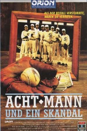 Poster: Acht Mann und ein Skandal