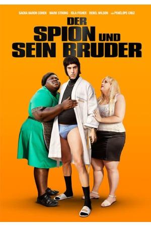 Poster: Der Spion und sein Bruder