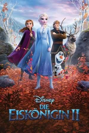 Poster: Die Eiskönigin 2