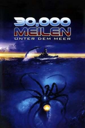 Poster: 30,000 Meilen unter dem Meer