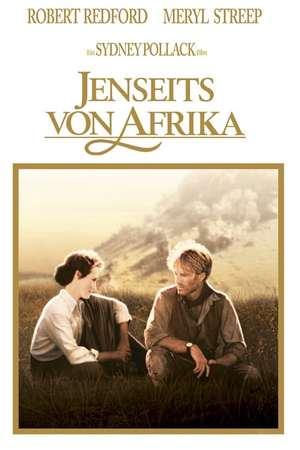 Poster: Jenseits von Afrika