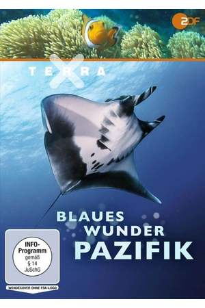 Poster: Terra X - Blaues Wunder Pazifik