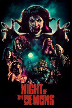 Poster: Night of the Demons