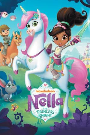 Poster: Nella, die Ritterprinzessin
