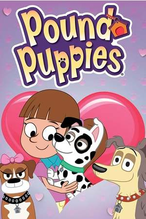 Poster: Pound Puppies