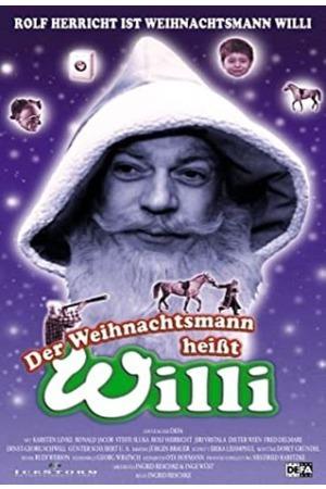 Poster: Der Weihnachtsmann heißt Willi