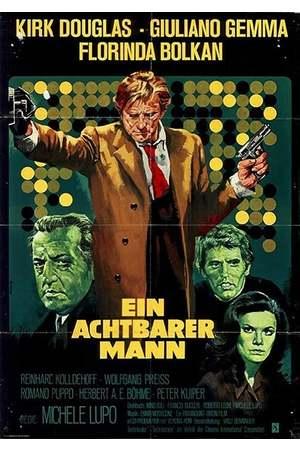 Poster: Ein achtbarer Mann
