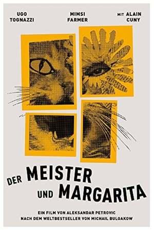 Poster: Der Meister und Margarita