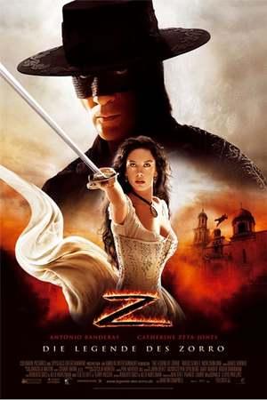 Poster: Die Legende des Zorro