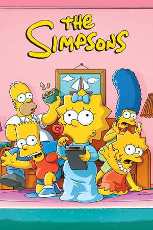 Poster; Die Simpsons