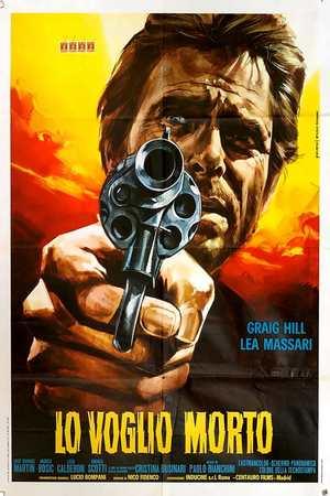 Poster: Django - Ich will ihn tot