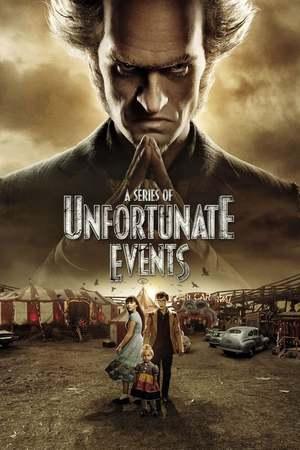 Poster: Eine Reihe betrüblicher Ereignisse