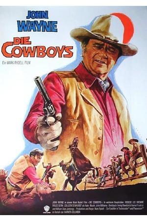 Poster: Die Cowboys