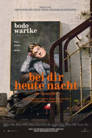Poster: Bodo Wartke - Bei dir heute Nacht