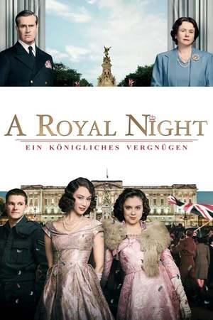 Poster: A Royal Night - Ein königliches Vergnügen