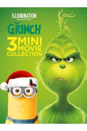 Poster: Der Grinch 3 Mini Movie Collection