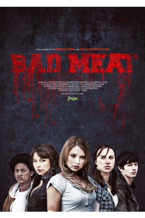 Poster: Bad Meat - Sadistic Maneater