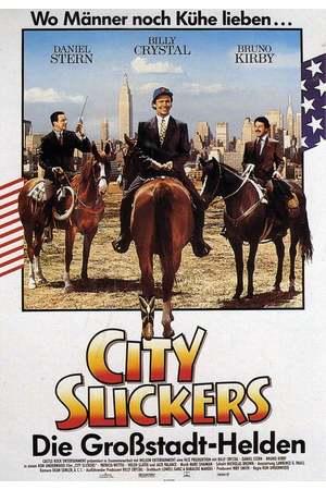 Poster: City Slickers - Die Großstadt-Helden