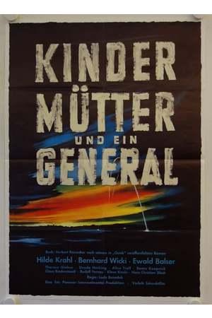Poster: Kinder, Mütter und ein General