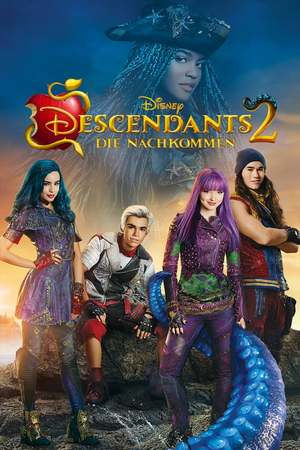 Poster: Descendants 2