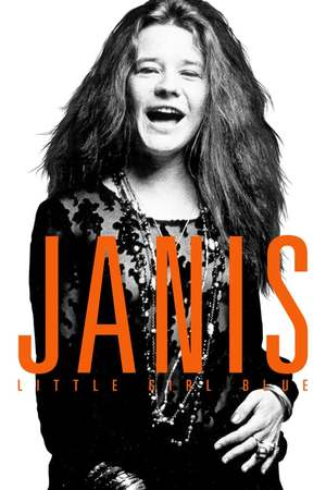 Poster: Janis: Little Girl Blue