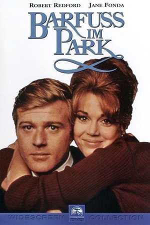 Poster: Barfuß im Park