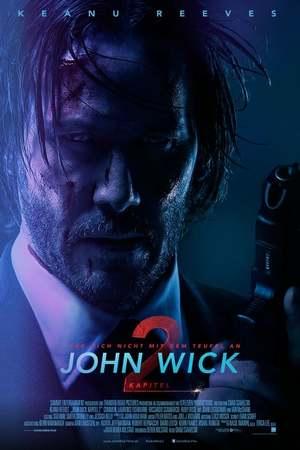 Poster: John Wick: Kapitel 2