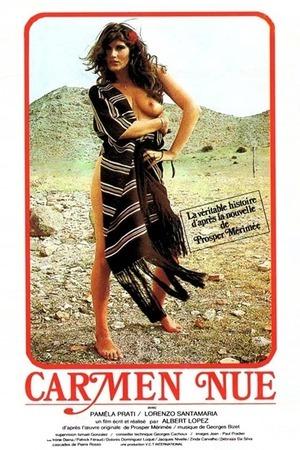 Poster: Die Nackte Carmen