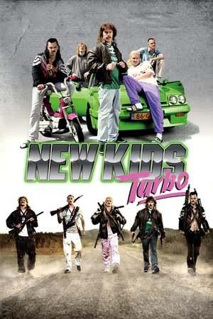 Poster: New Kids Turbo