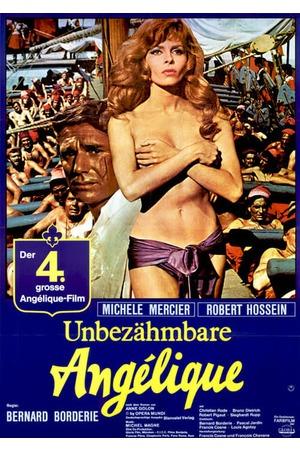 Poster: Unbezähmbare Angélique