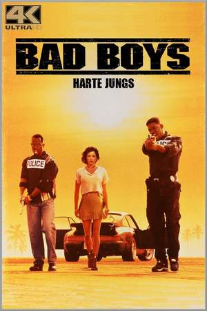 Poster: Bad Boys - Harte Jungs