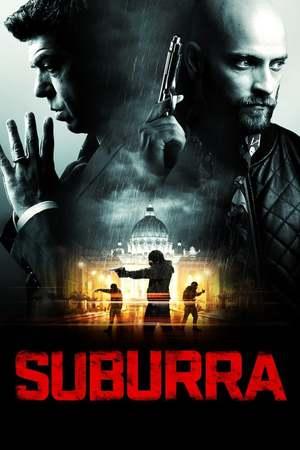 Poster: Suburra - 7 Tage bis zur Apokalypse
