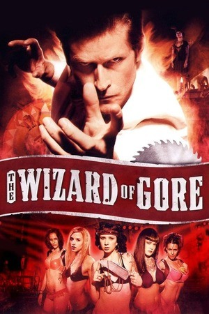 Poster: The Wizard of Gore