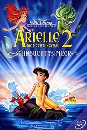 Poster: Arielle, die Meerjungfrau 2 - Sehnsucht nach dem Meer