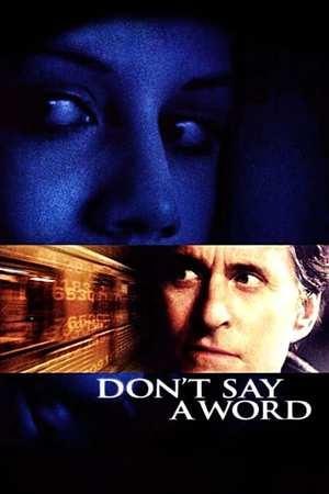 Poster: Sag' kein Wort!