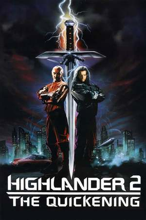 Poster: Highlander II - Die Rückkehr