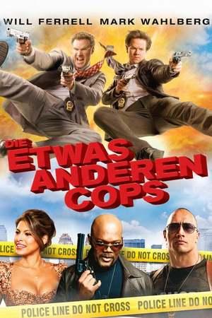 Poster: Die etwas anderen Cops