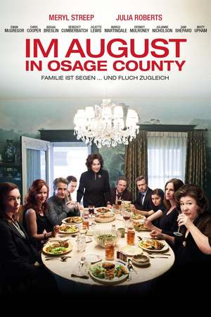 Poster: Im August in Osage County